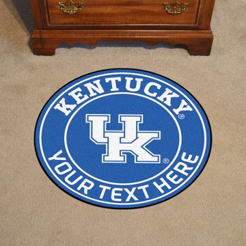 Picture of Personalized University of Kentucky Roundel Mat