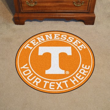 Picture of Personalized University of Tennessee Roundel Mat