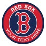 Picture of Boston Red Sox Personalized Roundel Mat