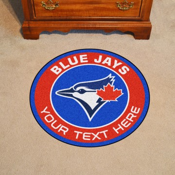 Picture of Toronto Blue Jays Personalized Roundel Mat