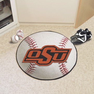 Picture of Oklahoma State Baseball Mat