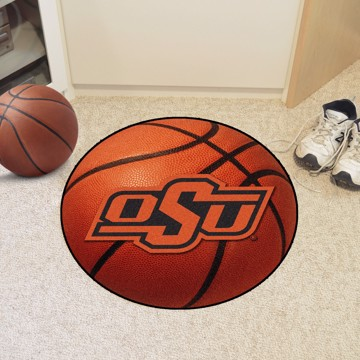 Picture of Oklahoma State Basketball Mat