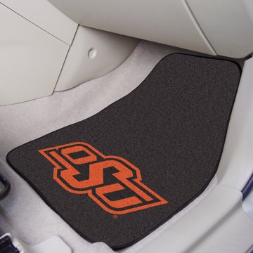 Picture of Oklahoma State Carpet Car Mat Set