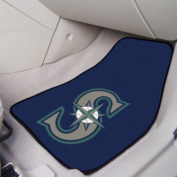 Picture of MLB - Seattle Mariners Carpet Car Mat Set