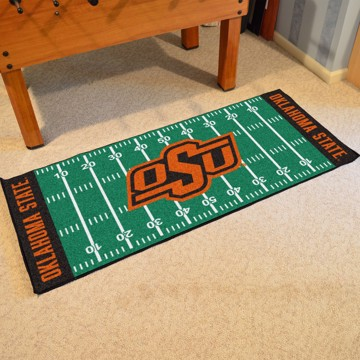 Picture of Oklahoma State Football Field Runner