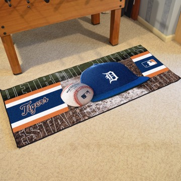 Picture of MLB - Detroit Tigers Baseball Runner