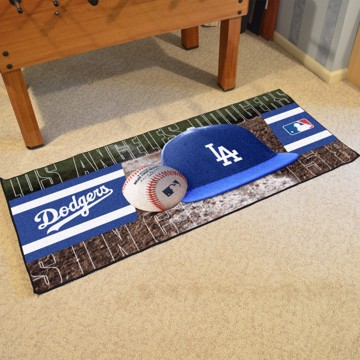 Picture of MLB - Los Angeles Dodgers Baseball Runner
