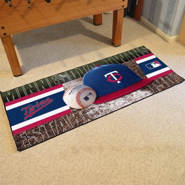 Picture of MLB - Minnesota Twins Baseball Runner