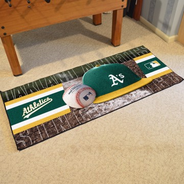 Picture of MLB - Oakland Athletics Baseball Runner