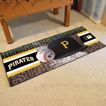 Picture of MLB - Pittsburgh Pirates Baseball Runner