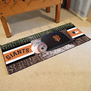 Picture of MLB - San Francisco Giants Baseball Runner