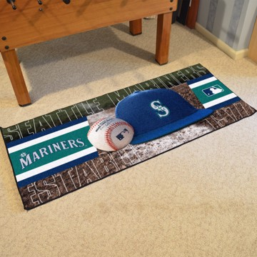 Picture of MLB - Seattle Mariners Baseball Runner