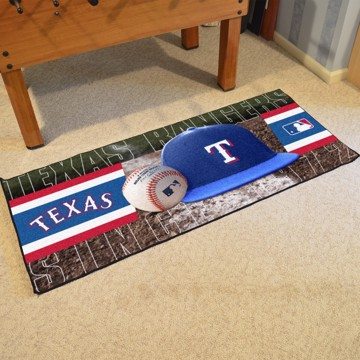 Picture of MLB - Texas Rangers Baseball Runner
