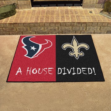 Picture of NFL House Divided - Texans / Saints