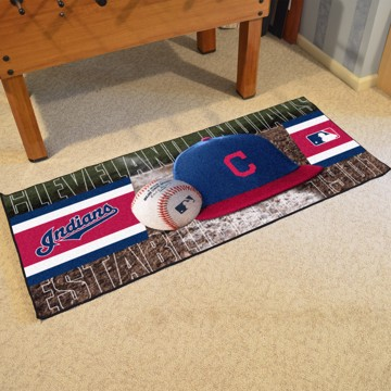 Picture of MLB - Cleveland Indians Baseball Runner