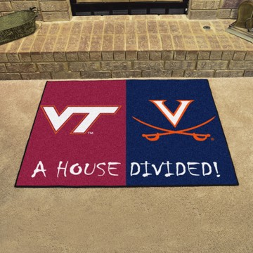 Picture of House Divided - Virginia Tech / Virginia