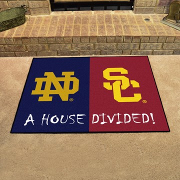 Picture of House Divided - Notre Dame / Southern Cal