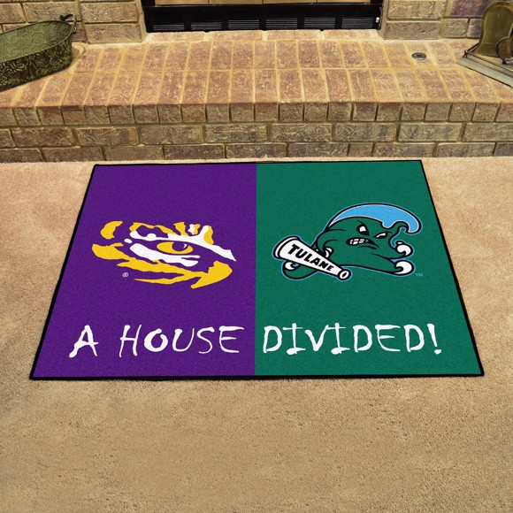 Picture of House Divided - LSU / Tulane