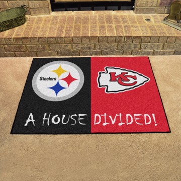 Picture of NFL House Divided - Steelers / Chiefs