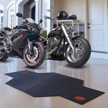 Picture of Oklahoma State Motorcycle Mat