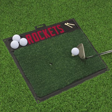 Picture of NBA - Houston Rockets Golf Hitting Mat