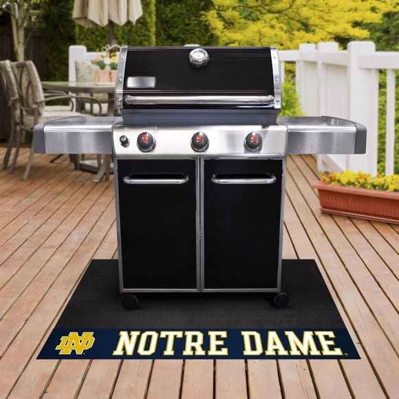 Picture of Notre Dame Grill Mat