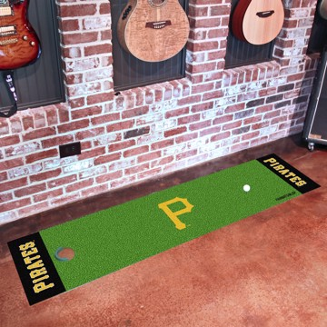 Picture of MLB - Pittsburgh Pirates Putting Green Mat