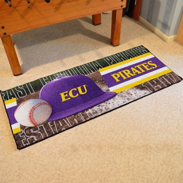 Picture of East Carolina Baseball Runner