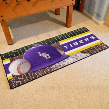 Picture of LSU Baseball Runner