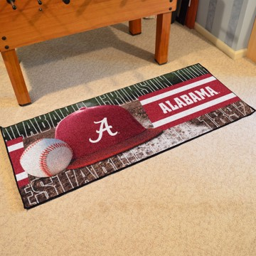 Picture of Alabama Baseball Runner
