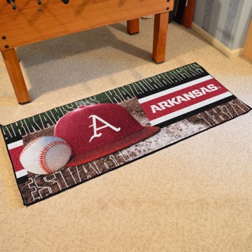 Picture of Arkansas Baseball Runner