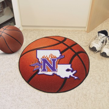 Picture of Northwestern State Basketball Mat