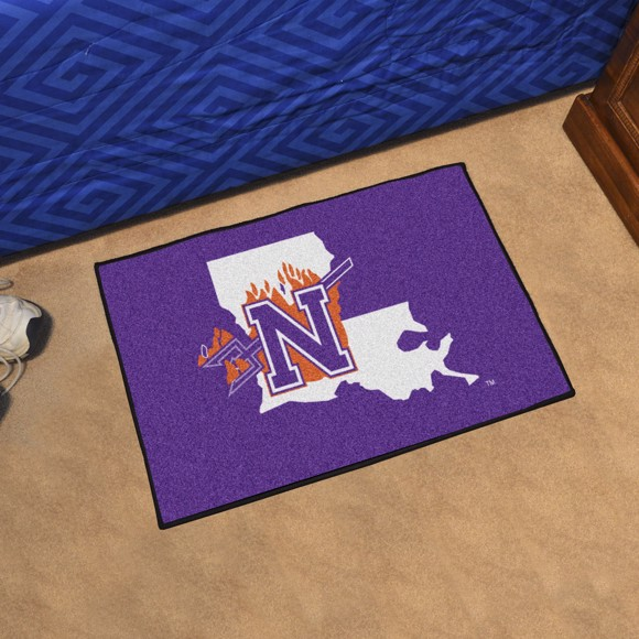 Picture of Northwestern State Starter Mat