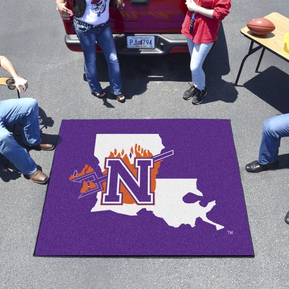 Picture of Northwestern State Tailgater Mat