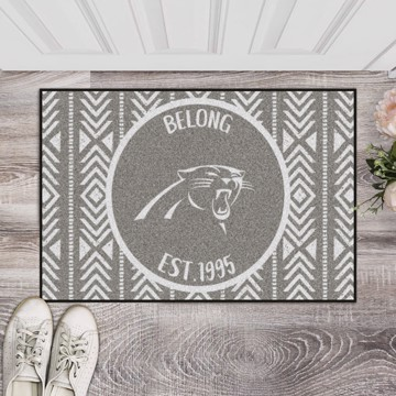 Picture of NFL - Carolina Panthers Southern Style Starter Mat