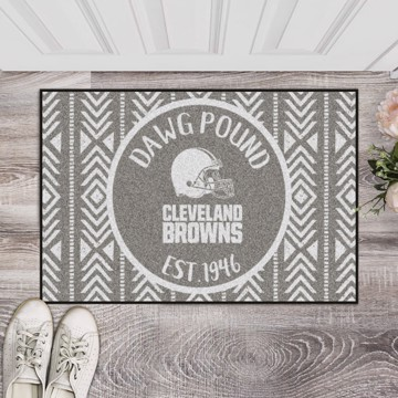 Picture of NFL - Cleveland Browns Southern Style Starter Mat