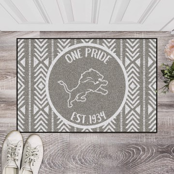 Picture of NFL - Detroit Lions Southern Style Starter Mat