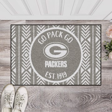 Picture of NFL - Green Bay Packers Southern Style Starter Mat