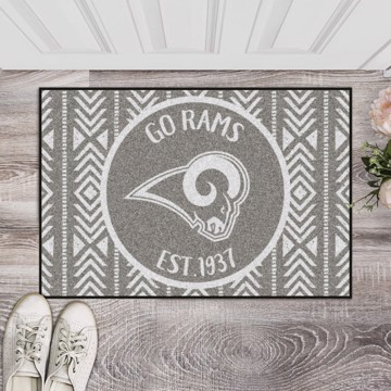 Picture of NFL - Los Angeles Rams Southern Style Starter Mat