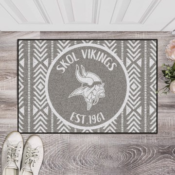 Picture of NFL - Minnesota Vikings Southern Style Starter Mat