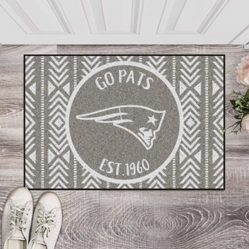 Picture of NFL - New England Patriots Southern Style Starter Mat