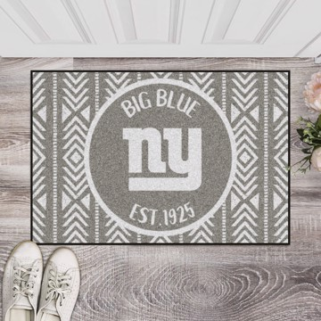 Picture of NFL - New York Giants Southern Style Starter Mat