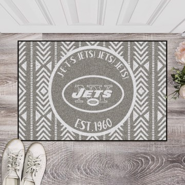 Picture of NFL - New York Jets Southern Style Starter Mat