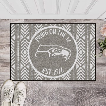Picture of NFL - Seattle Seahawks Southern Style Starter Mat