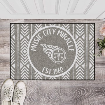 Picture of NFL - Tennessee Titans Southern Style Starter Mat