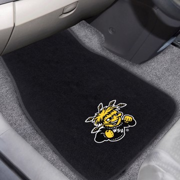 Picture of Wichita State Embroidered Car Mat Set