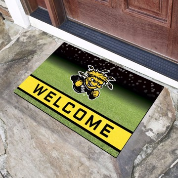 Picture of Wichita State Crumb Rubber Door Mat