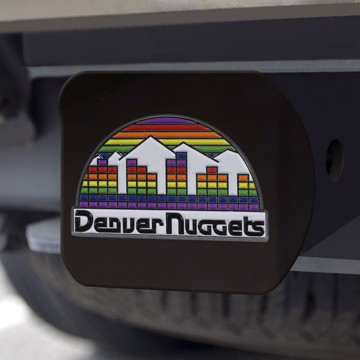 Picture of NBA - Denver Nuggets Color Hitch Cover