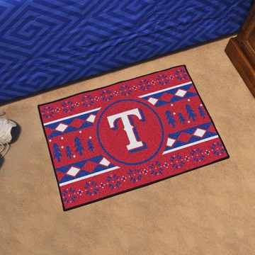 Picture of MLB - Texas Rangers Starter - Holiday Sweater Starter