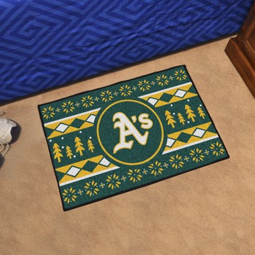 Picture of MLB - Oakland Athletics Starter - Holiday Sweater Starter